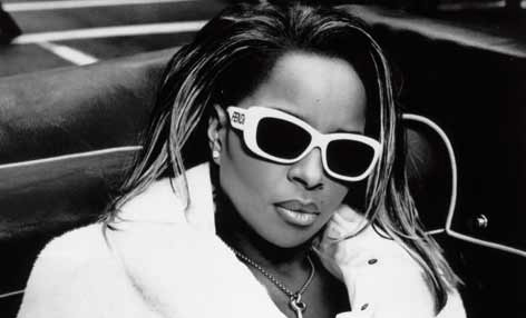 iTUNES Playlist: Mary J Blige in the 90's