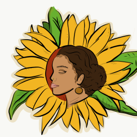 AfroDominican Blog Logo